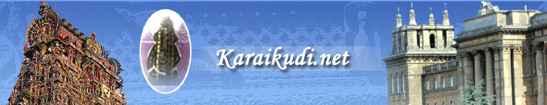 Karaikudi, Karaikudi Algappa University, Chettinadu Foods